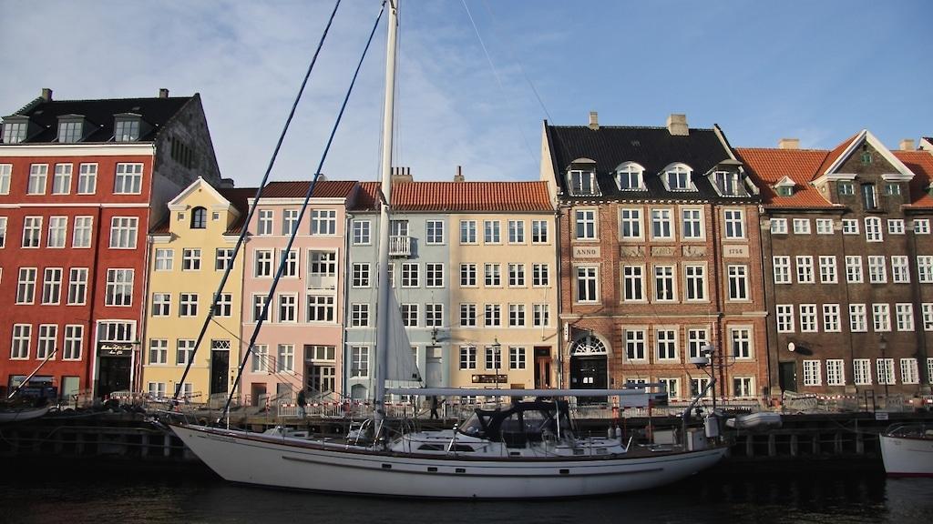 Kopenhagen Nyhavn wasmitb