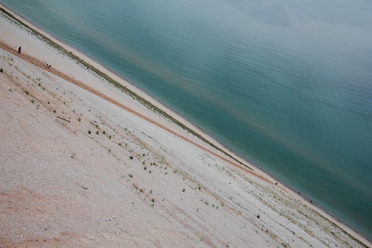 sleeping bear dunes national lakeshore michigan usa wasmitb ufer
