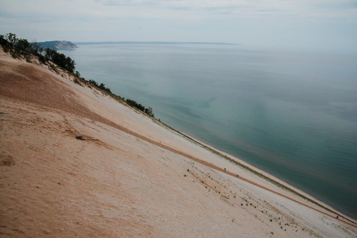 sleeping bear dunes national lakeshore michigan usa wasmitb duene links
