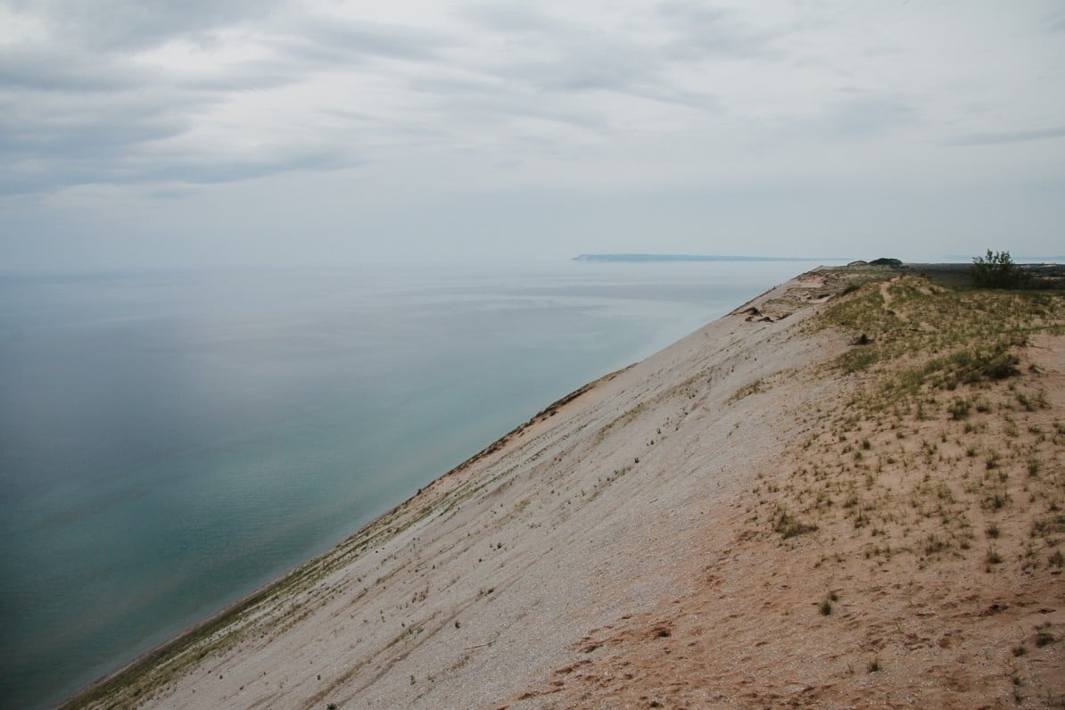sleeping bear dunes national lakeshore michigan usa wasmitb ueberblick