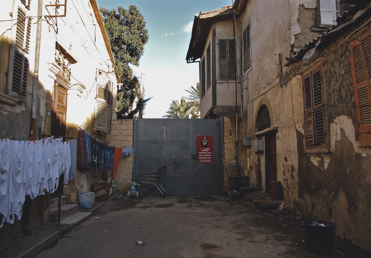 zypern wasmitb nordzypern nikosia wall